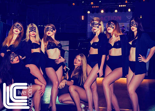 Costumed hostesses, booking entertainers, best hostesses in Ukraine, hostess for party and event